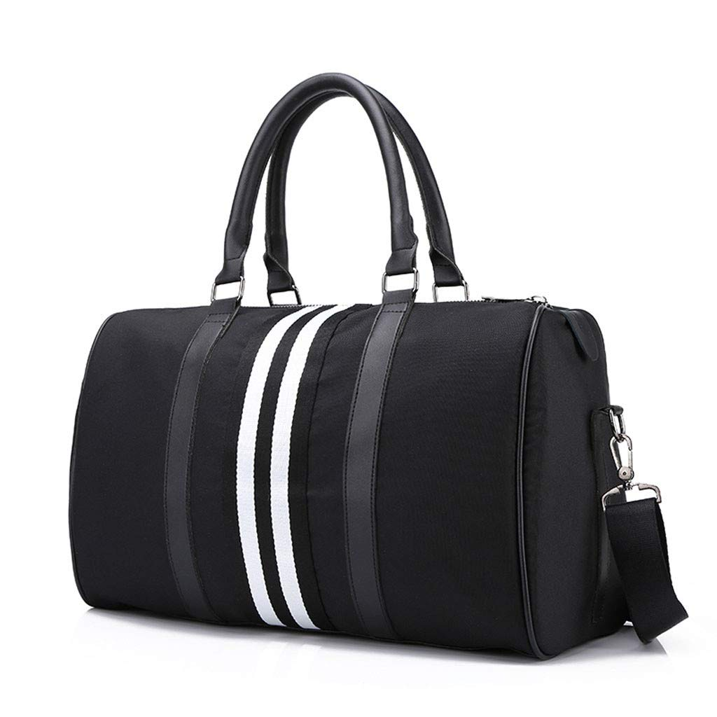 033c2391a4ce Amazon.com: Bowling Hand Bag Striped Barrel Tote Bag Xoford Casual ...
