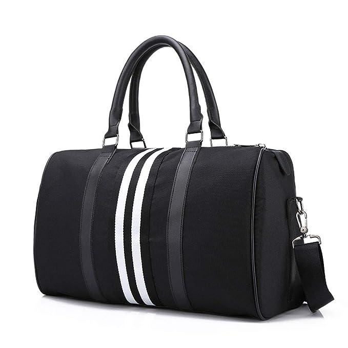 16d9ca7f4df4 Amazon.com : Moonite 🌟 Waterproof Travel Bag Simple Sports Gym Pack ...