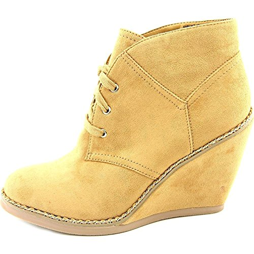soho Ankle Womens Camel Suede Toe Zigi KARLINE Closed Boots Platform B1TxwS