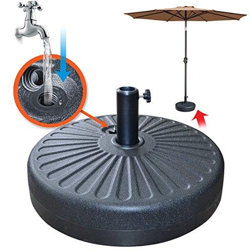 BenefitUSA Patio Umbrella Base Sand Water Filled 20