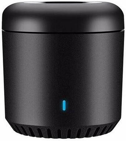Centro de mando a distancia infrarrojo universal WiFi Broadlink Mini 3 para aparatos eléctricos del hogar. Control inalámbrico de hogares inteligentes para el móvil: Amazon.es: Electrónica