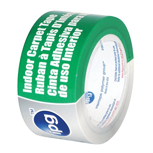 Tape Use Sensitive Pressure (Intertape Polymer Group 9970 Indoor Carpet Tape 1.88-Inches x 36-Yards)