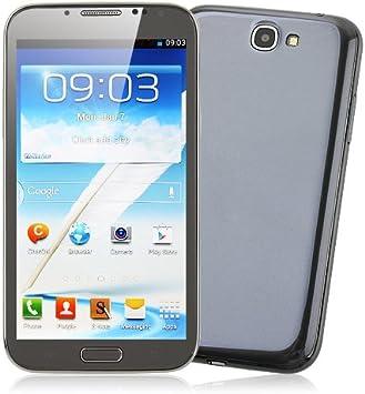 Tablet de 5,5 Pulgadas teléfono Dual sim 3G procesador Quad Core ...