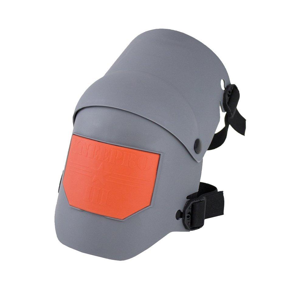 Sellstrom S96110 Knee Pro Ultra Flex III Series - Durable, Hard Plastic, Hinged Knee Pad