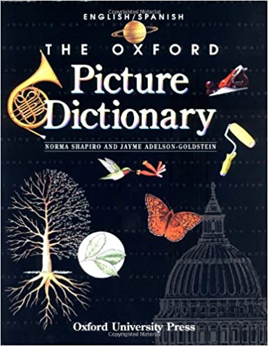 English//Spanish Dictionary Oxford Picture Dictionary