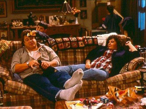We're in the Money (1 Season Roseanne)