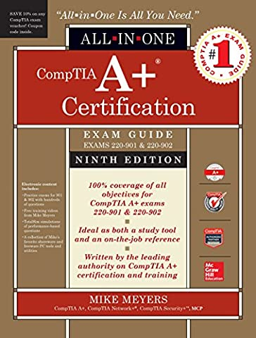 CompTIA A+ Certification All-in-One Exam Guide, Ninth Edition (Exams 220-901 & 220-902) (Macintosh Repair)