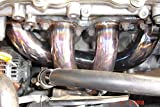 Stainless Steel Exhaust Header Kit compatible