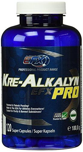 EFX Kre-Alkalyn Pro - 120 Kapseln