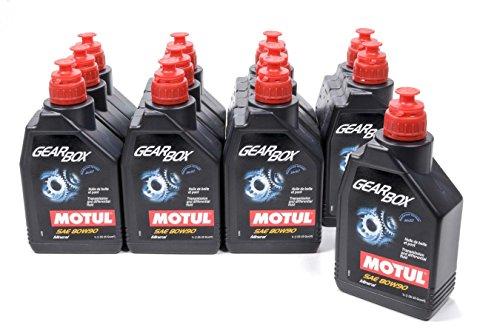 Motul 105787 80W90 Gearbox Oil, 12 l, 1 Pack
