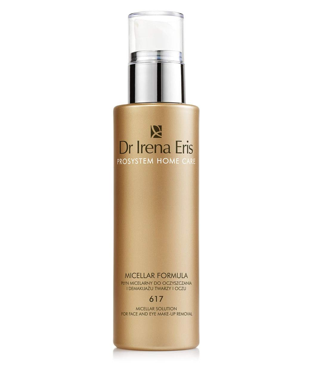 DR IRENA ERIS Makeup Removal and Skin Cleansing - MICELLAR Formula MICELLAR Solution for FACE and Eye Make-UP Removal - 200 ml