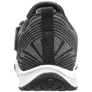 RYKA Women's Faze Cross-Trainer Shoe, Black/Grey, 8 M US