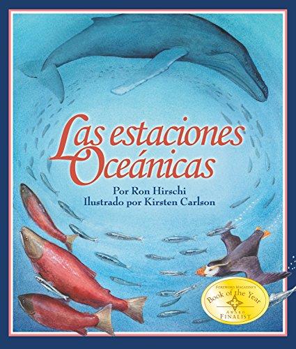 Las Estaciones Oceanicas (Arbordale Collection) por Ron Hirschi,Kirsten Carlson