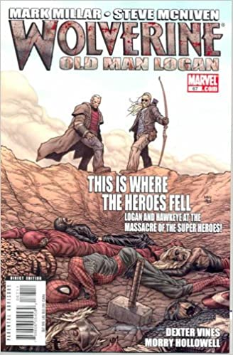 wolverine 67 old man logan part 2 of 8 mark millar amazon com