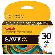 Kodak 30C/XL Ink Cartridge - Color - 1 Year Limited Warranty