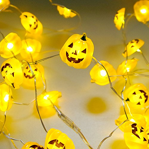 MIYA LIFE Halloween String Lights - 10ft 40LEDs