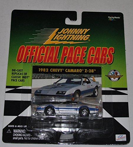 1982 camaro pace car - 1
