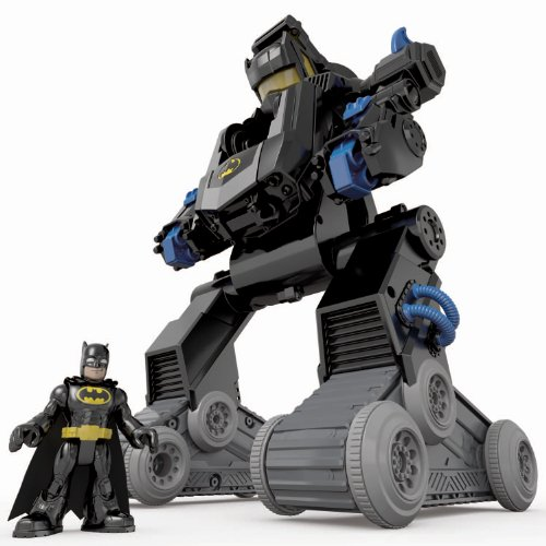 Fisher-Price Imaginext Batbot -