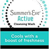 Summer's Eve Active Cooling Feminine Cleansing Cloths