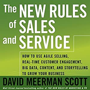 The New Rules of Sales and Service Audiobook