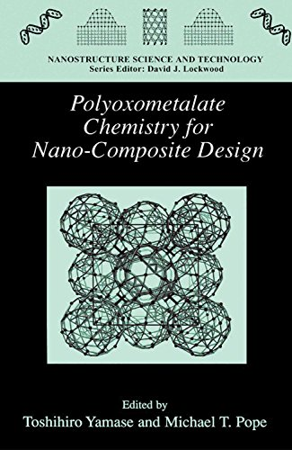 - Polyoxometalate Chemistry for Nano-Composite Design (Nanostructure Science and Technology)