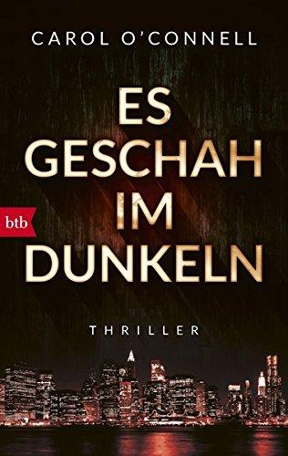 Es geschah im Dunkeln: Thriller (Die Mallory-Serie, Band 11)