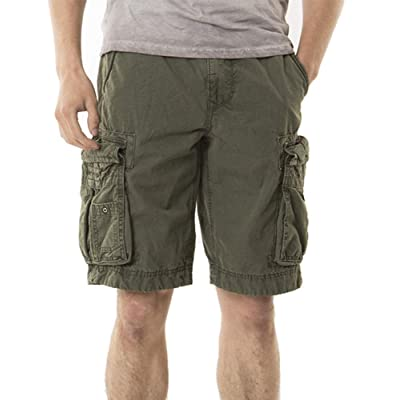 Take Off 8 - Ripstop Woven Cargo Short: Clothing