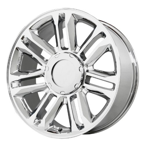 Wheel Replicas V1165 Cadillac Escalade Platinum Edition Chrome Wheel (22x9