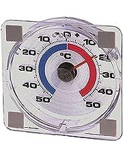 Westmark Raamthermometer, meetbereik van -50 °C tot 50 °C, kunststof, wit/rood/blauw, 52122280