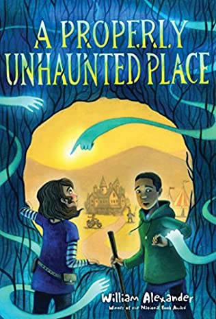 book cover of A Properly Unhaunted Place