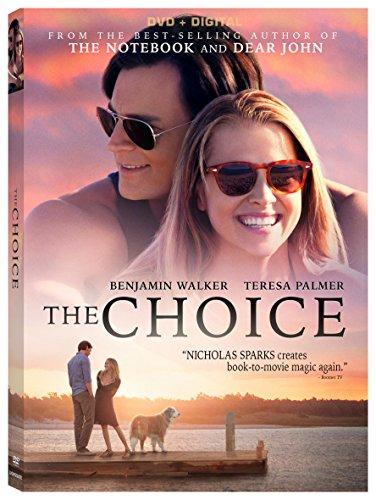 The Choice [DVD + Digital] ()