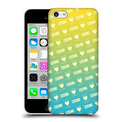 Official Cosmopolitan Ombre Love Logo Hard Back Case for Apple iPhone 5c