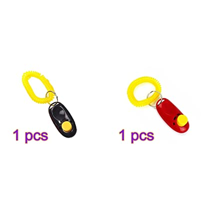 Wiwi.f Puppy Entrenamiento Clicker Perro Entrenamiento Clickers Entrenamiento Clicker Stick Entrenamiento Clicker Gato (