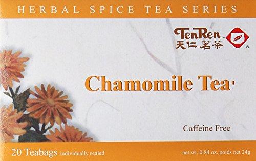 Ten Ren Chamomile Tea 20 Tea Bags