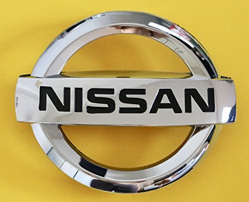 Nissan Altima  2007  2008  2009  2010  2011  2012  Front Grill Emblem  62890 Ja000  Radiator Emblem Actual Item Is In Photos