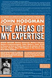 The Areas of My Expertise by John Hodgman (2005-10-20)