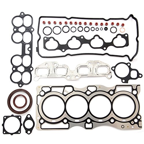 - ECCPP Engine Head Gasket Set fit for 02 03 04 05 06 Nissan Altima 2.5L Nissan Sentra 2.5L Head Gaskets Kit
