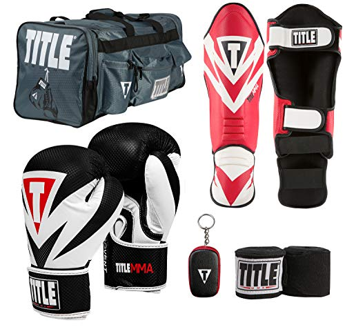 Title MMA Training Set VI