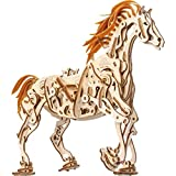 Ugears Mechanical Horse Mechanoid Model Set