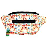 Cute Kittens Fanny Pack, Boho Chic Handmade w/Hidden Pocket (Cuteness Overload)