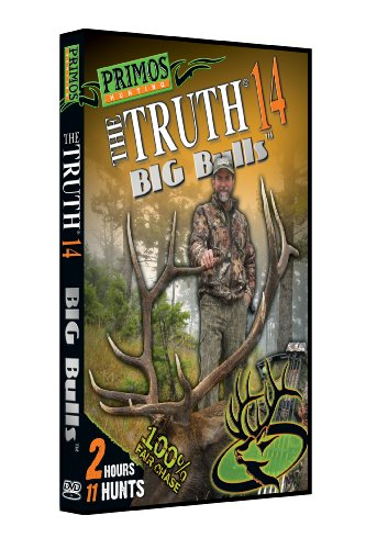 Primos Hunting The TRUTH 14 BIG Bulls DVD