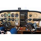 Amazon com: Cessna 172 Cockpit Poster: Posters & Prints