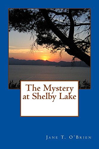 The Mystery at Shelby Lake: A Cozy Mystery (English Edition)
