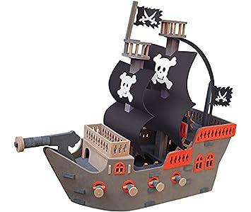 Eva12te Barco Goma 3812Amazon De esJuguetes Infantil Pirata Y dxBreCoW
