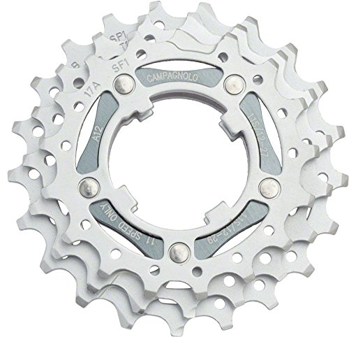 Campy Cassette - Campagnolo Campy 11-Speed 17,19,21 Cogs for 12-27/12-29 Cassette