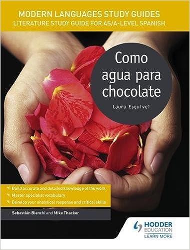 como agua para chocolate pdf laura esquivel