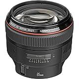 Canon EF 85mm f1.2L II USM Lens for Canon DSLR Cameras - Fixed (International Version)