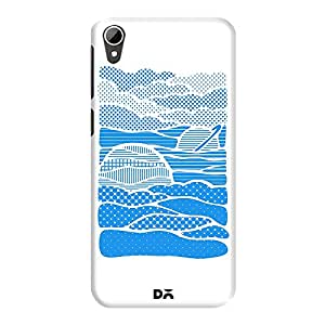 DailyObjects Summer Solstice Polka Dots Case For HTC Desire 828