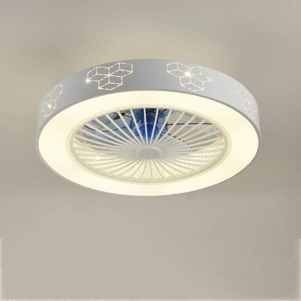 Lxdoo LED Ventilador de techo Luz Ventilador Luz de techo ...