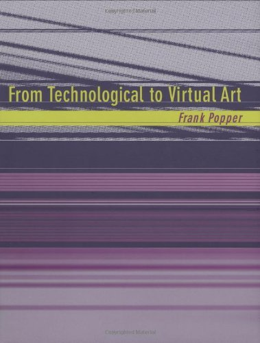 Download From Technological to Virtual Art PDF
